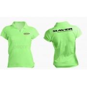 Maver majica zelena