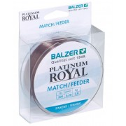 Balzer najlon Platinum Royal Match/Feeder 200m
