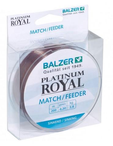 Balzer najlon Platinum Royal Match/Feeder 200m