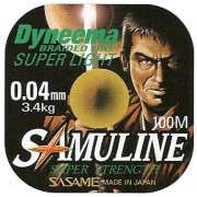 Sasame Struna Samuline Super Light 100m zelena