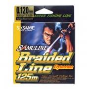 Sasame struna Samuline braided Line 125m crna