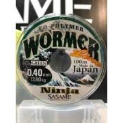 Sasame Co-Polymer Wormer Ninja 100m