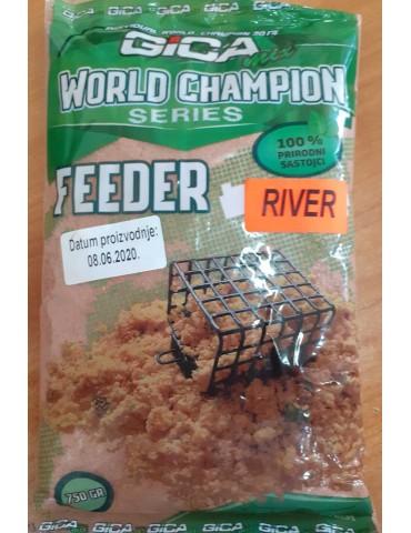 Gica Mix Feeder River 750 gr