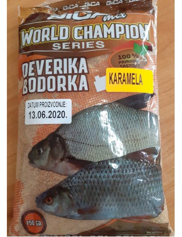 Gica Mix Deverika Bodorka 750 gr Karamela