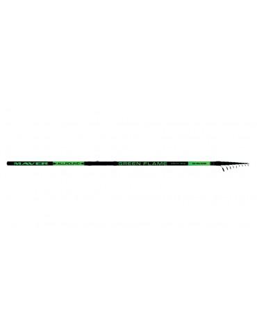 Maver štap Green Flame 4,00m - 60 gr