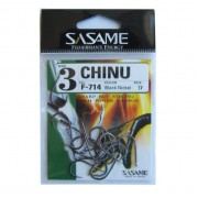 Sasame udice Chinu black nickel